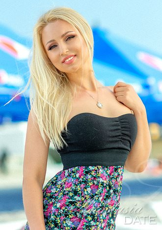 Gorgeous girls only: caring love, Russian woman Katerina from Odessa